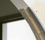 EXANGLE® Drywall Finishing Sections