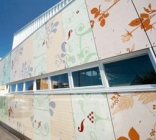 ExoTec® facade panel and fixing system