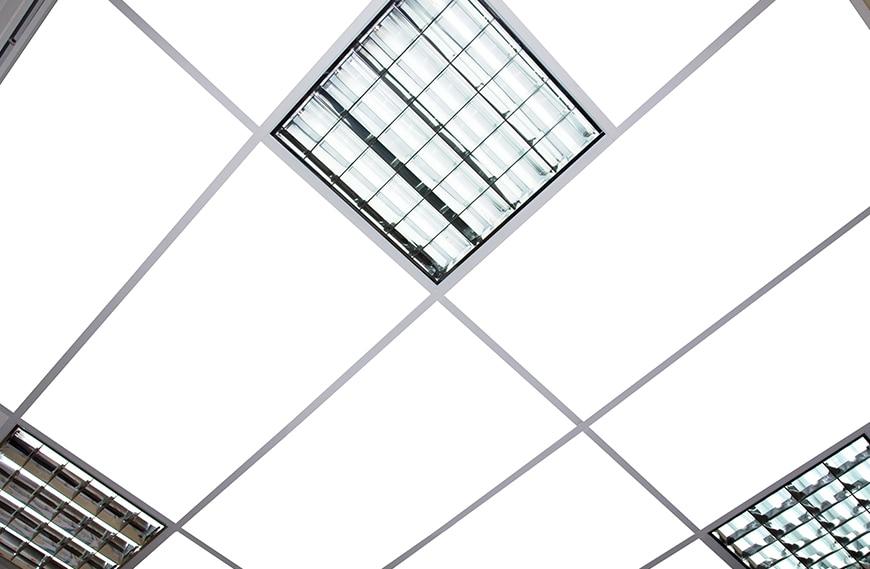 Enduratile Lay In Ceiling Panel Bayside Plasterboard