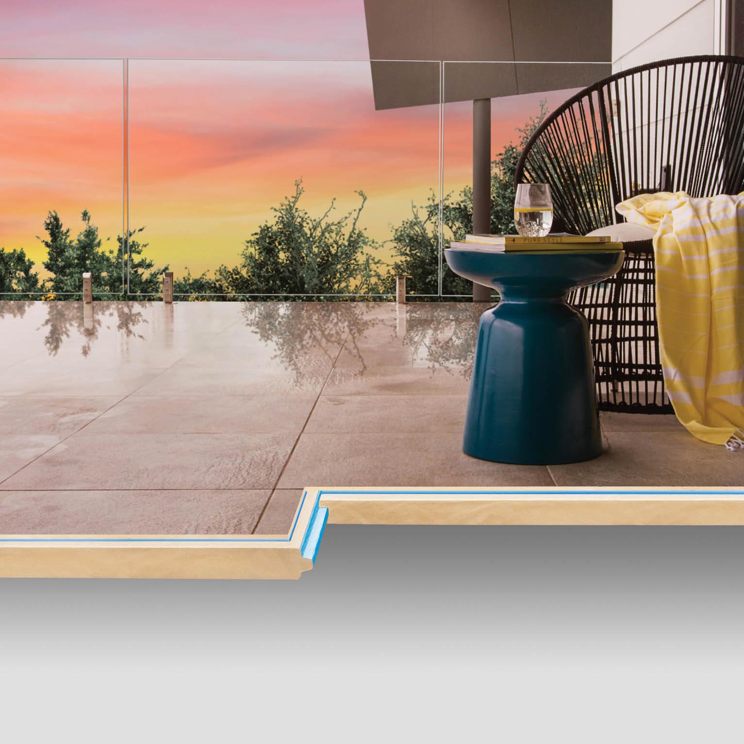 Scyon Secura Exterior Flooring Bayside Plasterboard